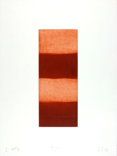 Sean Scully, 'Tower', 1999