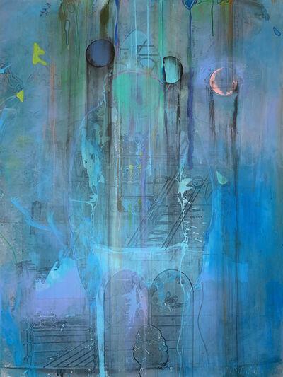 Michael Bevilacqua, 'Urban Jungle - Through the Shimmer', 2019