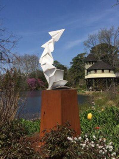 Alison Haley Paul, 'Folding Planes-Garden Size #1/12', 2019