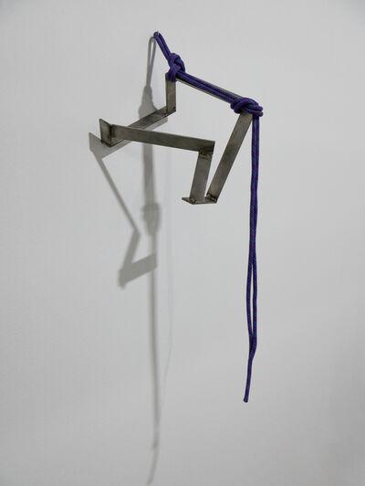 DAVID MARTINEZ SUAREZ, 'Blue acrobat', 2018