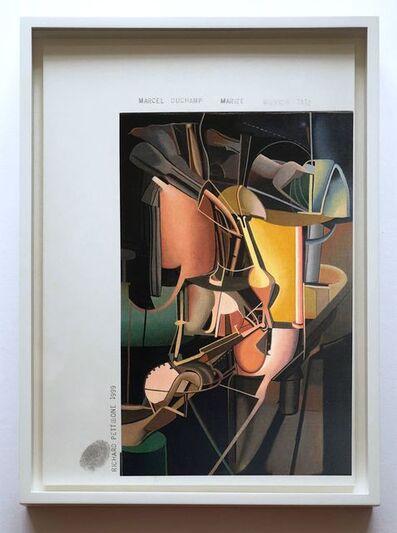 Richard Pettibone, 'Marcel Duchamp Mariee Munich 1912', 1999