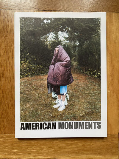 Tetsuya Kusu, 'American Monument (Book)', 2016