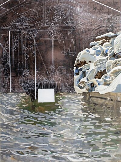 Lisa D Manner, 'Ice chest', 2020