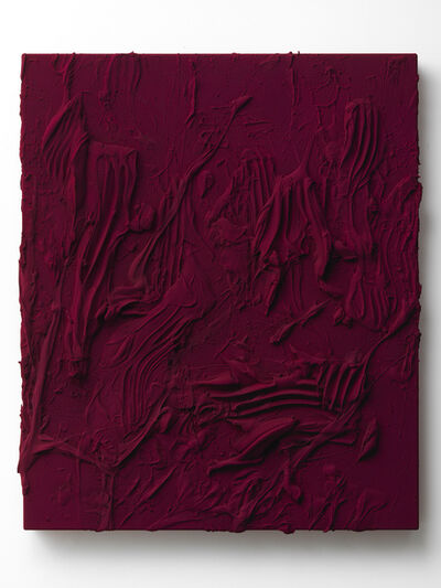 Jason Martin, 'Yet untitled (Quinacridone magenta)', 2017