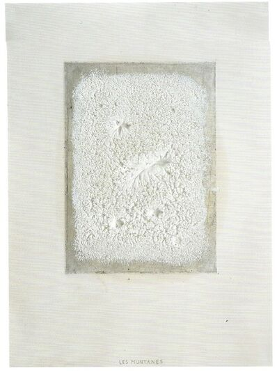 Perejaume, 'Les Muntanyes', 2007