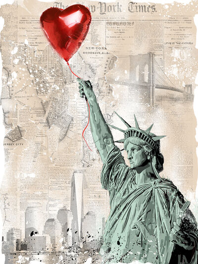 Mr. Brainwash, 'Heart & Soul', 2020