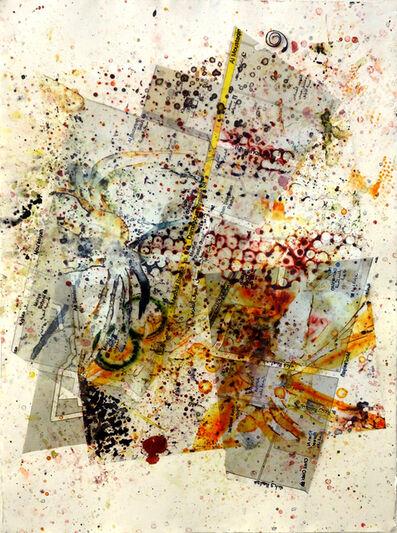 Yvette Drury Dubinsky, 'Saul To Paul Spiral', 2013