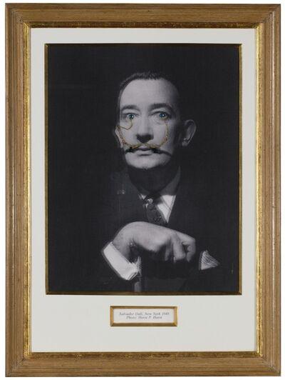 Francesco Vezzoli, 'Le Surréalisme C'Est Moi! (Portrait of Salvador Dalí with Jewels and Tears, After Horst)', 2009