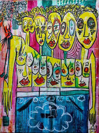 Anthony Abou Jaoude, 'Schizophrenia', 2020