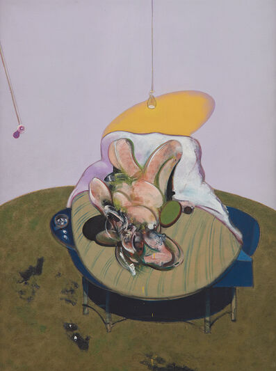 After Francis Bacon, 'Lying Figure', 1969/2015