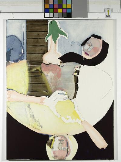 Magnus Plessen, 'Untitled (Fig 6)', 2019