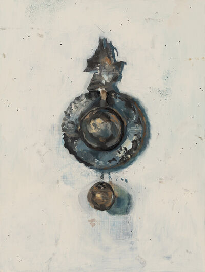 Melora Kuhn, 'My great grandmother's tea strainer', 2021