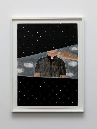 Mathew Cerletty, 'Priest (injection),  86.4 x 66.7 ', 2006