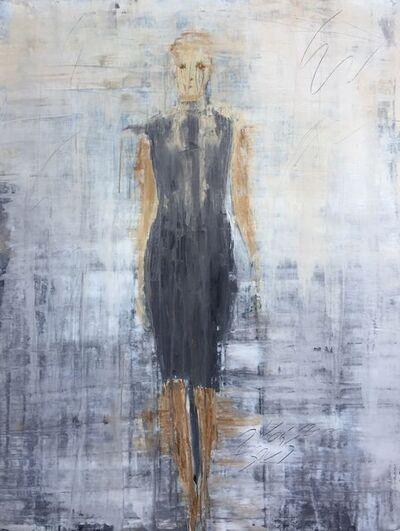Roger Konig, '1185 Abstract Fashion', 2017