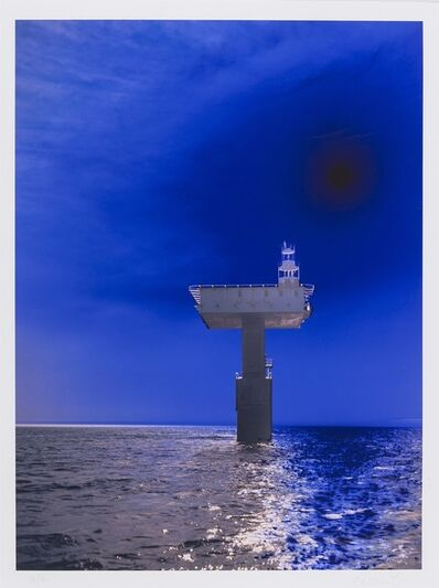 Catherine Yass, 'Lighthouse (east)', 2011