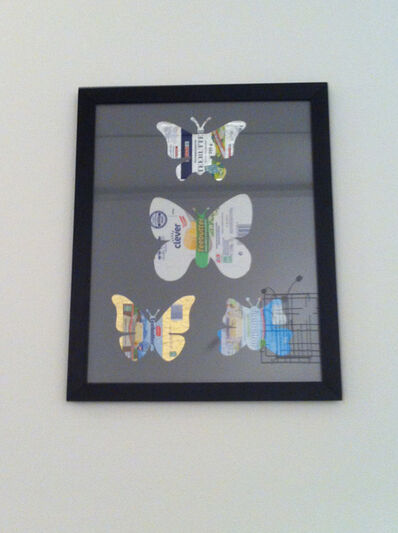 Markus Hofer, 'The Butterfly Collection', 2014