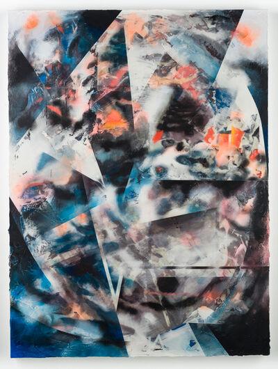 Rushern Baker IV, 'Untitled (Blue)', 2017