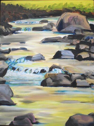 Linda Lynton, 'Morning Water [calm wilderness]', 2019