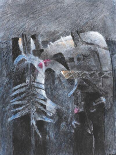 Fernando de Szyszlo, 'Transhumantes', 2015