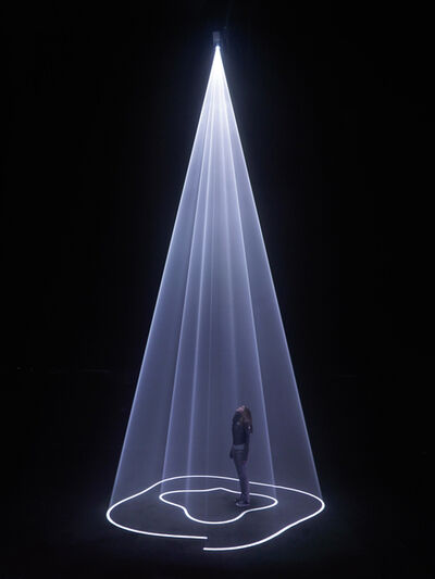 Anthony McCall, 'Coupling', 2009