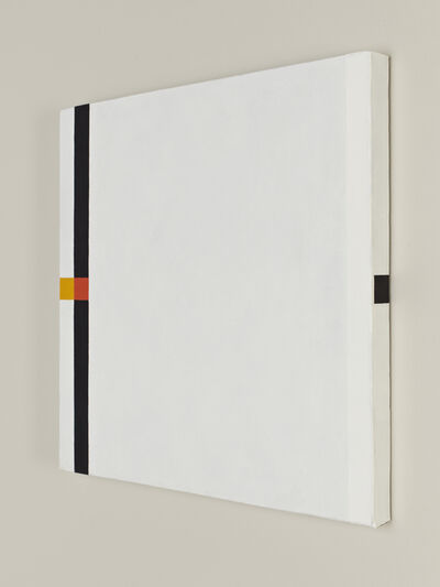 César Paternosto, 'Tema Marginal & Eco', 2011