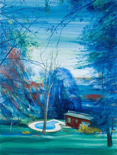 Calum McClure, 'Pool, Monkton House', 2019