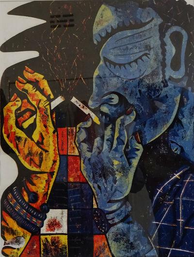 Ogonga Thom, 'Untitled | Hiyo Nare Jo!', 2003