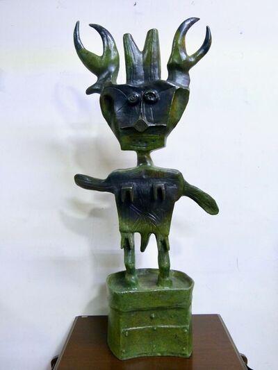 Sergio Hernández (b. 1957), 'Niño Insecto', 2006