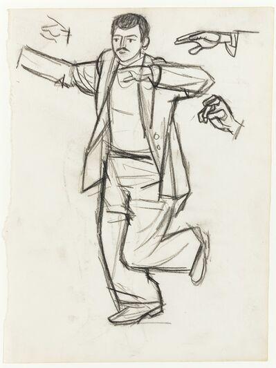 John Craxton, 'Dancer V', ca. 1960