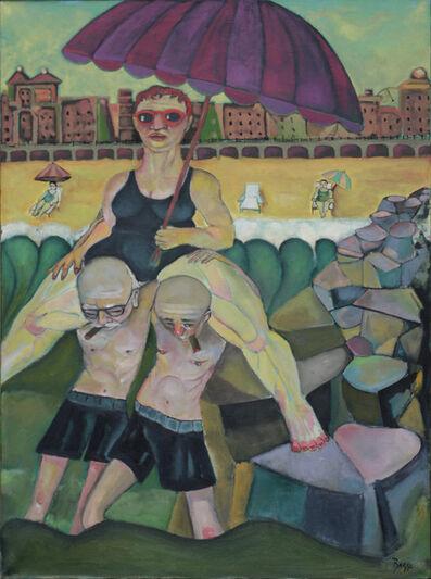 Stephen Basso, 'procession', ca. 1984