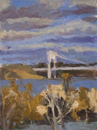 Tony Serio, 'Bridge, Autumn', 2017