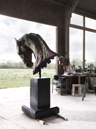 Nic Fiddian-Green, 'Spanish Stallion', 2012
