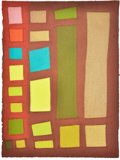 Julian Martin, 'Untitled (Rectangles and squares)', 2014