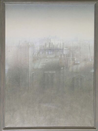 Masao Haijima, 'Vue depuis l'altelier'