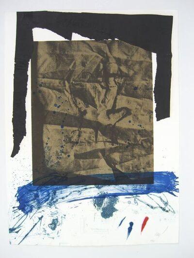 Antoni Clavé, 'Empreinte De Gant', 1978
