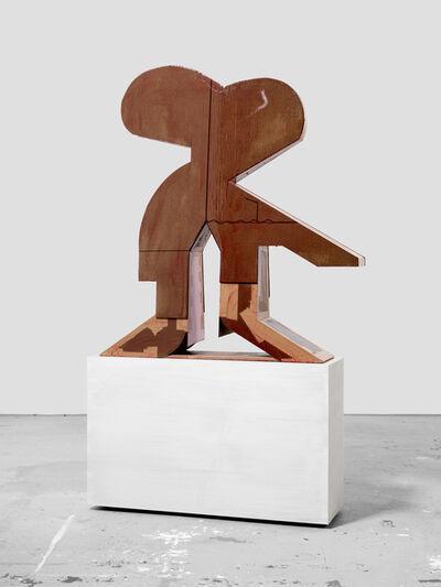 Thomas Scheibitz, 'Kleine Figur', 2009