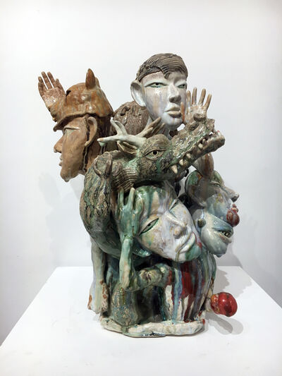 Sunkoo Yuh, 'Time to Pray', 2014