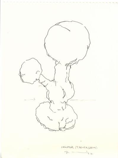 Paul Thuile, 'Skulptur (T. Feuerstein)', 2016-2017