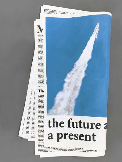 Vanderlei Lopes, 'The future as a present ', VL1920