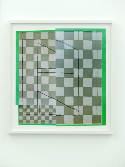 Katja Mater, 'Tiled 06', 2015