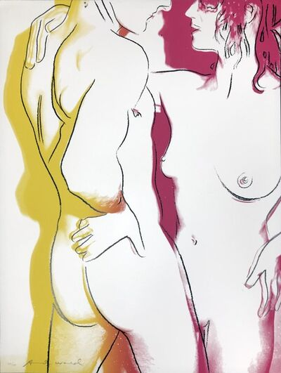 Andy Warhol, 'Love II.311', 1983