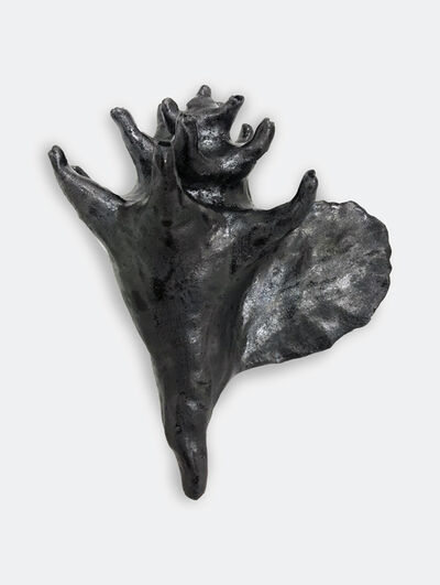 Klara Lilja, 'Black Conch', 2020