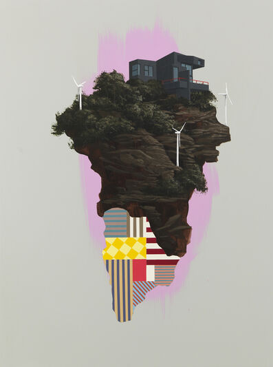 Dean Monogenis, 'Facing East 2', 2015