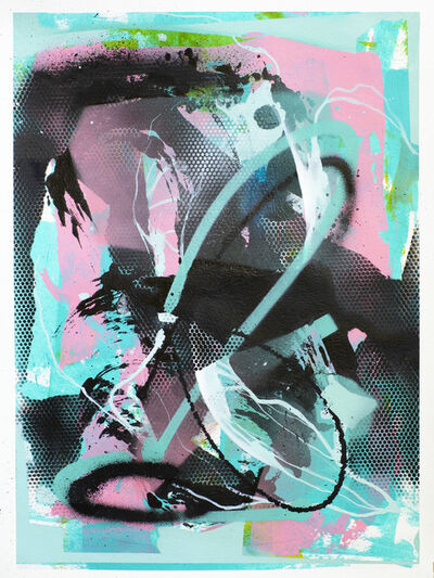 Julia Benz, 'Pink Hue', 2020
