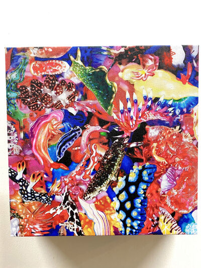 Tetsutaro Kamatani, 'PROLIFERATION- FLOWER SEA COW', 2020