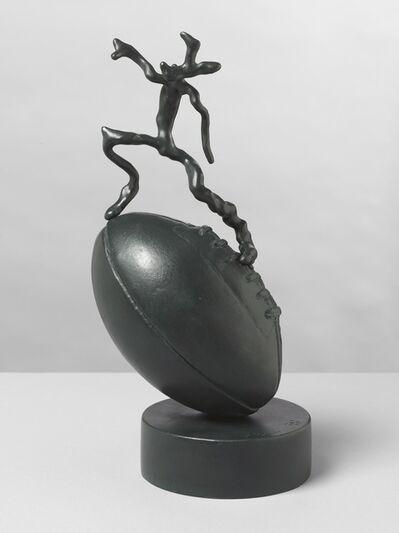 Barry Flanagan, 'Rugby Sculpture', 2007 (cast 2018)