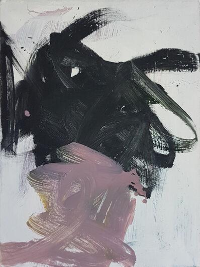 Simone Strasser, 'rosa Sonne', 2019