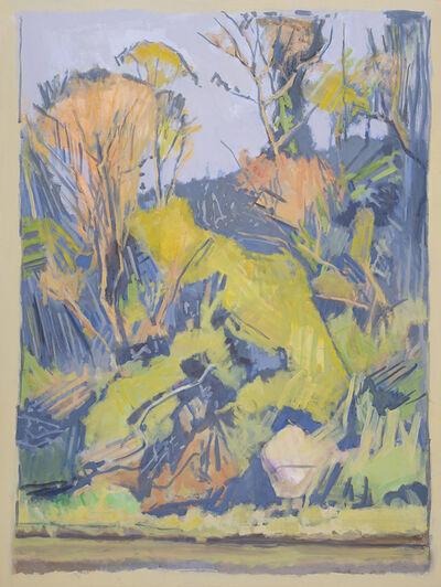 Guy Stuart, 'Riverbank at Warrandyte', 2016