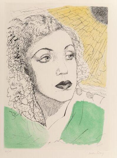 Man Ray, 'La ballade des dames hors du temps', 1970