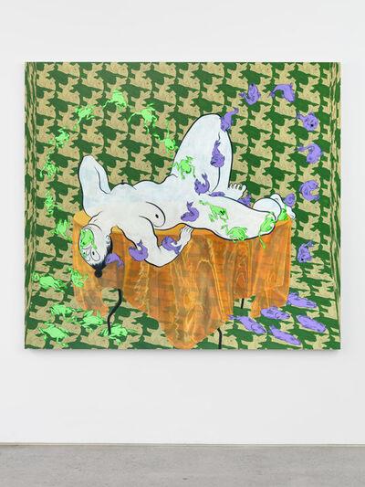 Ebecho Muslimova, 'Fatebe Deep Frog Organza', 2019